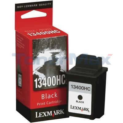 LEXMARK 2030 PRINT CART BLACK 
